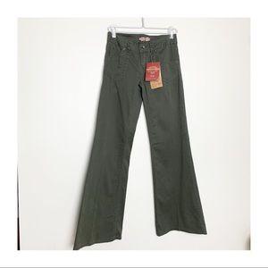 Makers True Originals Wide Leg Trousers 5 Pocket